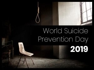 World Suicide Prevention Day 2019 Who To Launch Campaign