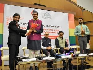 Karnavati University Announces Dedicated Lgbtq Chair