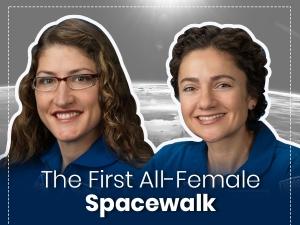 Nasa Declares Its First Ever All Female Spacewalk Again