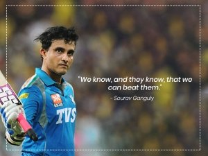 Sourav Ganguly To Become Bcci Head Inspiring Quotes And Facts About Dada Of Indian Cricket