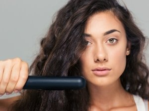 How To Curl Your Hair Using A Flat Iron