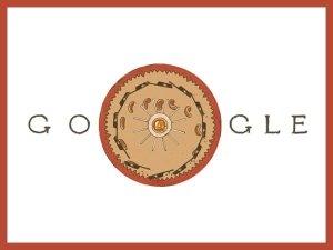 Google Doodle Celebrates Belgian Physicist Joseph Plateau 218th Birth Anniversary