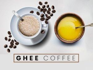 Ghee Coffee Recipe And Health Benefits