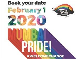 Mumbai Pride 2020 Queer Azadi March Lgbtq Celebration