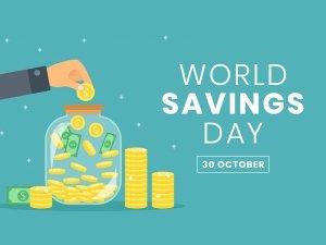 World Savings Day Date Theme And Importance Of Savings