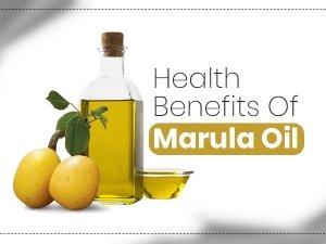 Health Benefits Of Marula Oil
