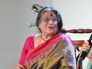 Legendary Poet Nabaneeta Dev Sen Poems And Awards
