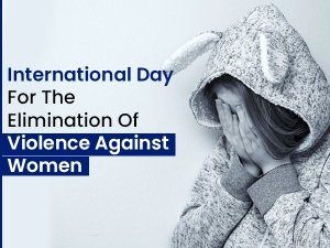 International Day For The Elimination Of Violence Against Women 2019