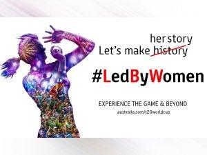 Ledbywomen Campaign From Mithali Raj To Parineeti Chopra Join To Create Her Story