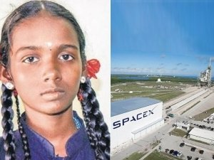 Jayalakshmi Class 11 Student From Tamil Nadu Wins Trip To Nasa