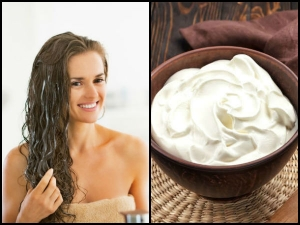 How To Use Curd For Different Hair Problems