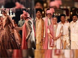 Katrina Kaif Amitabh Bachchan Jaya Bachchan Nagarjuna In Ad Shoot