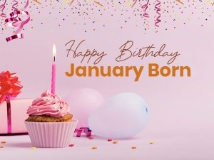 Personality Traits Of People Born In January