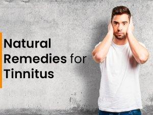 Natural Remedies For Tinnitus