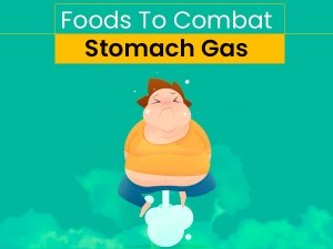 Foods To Reduce Stomach Gas