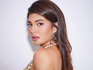 Jacquelin Fernandez S Holi Make Up