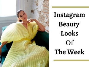 Instagram Beauty Looks Of The Week Priyanka Chopra Sonam Kapoor Nargis Fakri And More