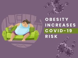 Obese People Are At Increased Risk Of Coronavirus Says Study