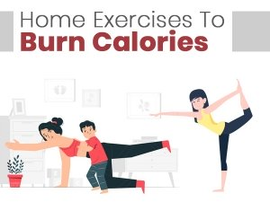 Simple Home Exercises To Burn Calories