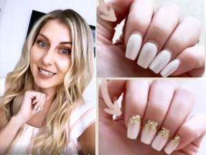 Instagram Blogger S Gel Manicure Hack For Self Quarantine