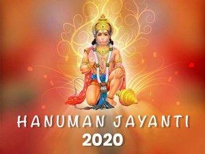 Hanuman Jayati 2020 Date Muhurat Time Rituals Significance