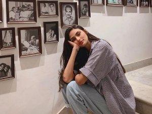 Athiya Shetty S Casual Fashion Look Photoshoot