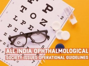 All India Ophthalmological Society Postpones Surgeries