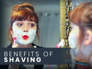 Benefits Of Face Shaving For Women