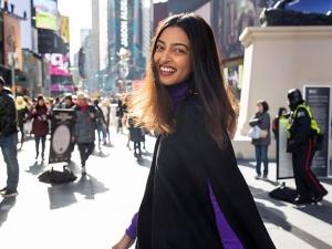 Radhika Apte Looks Full Of Life In Her Lovely Vibrant Midi Dresses