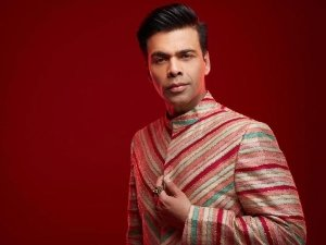 Fashionable Looks Of Karan Johar On His Birthday