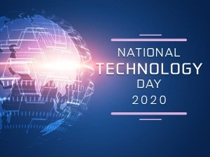 National Technology Day Date History Significance