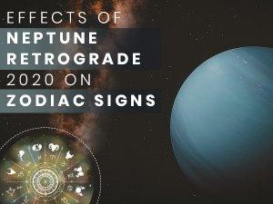 Neptune Retrograde Effects On Zodiac Signs