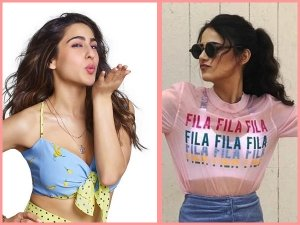 Sara Ali Khan And Radhika Madan Give Party Fashion Goals In Their Stylish Outfits