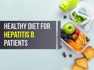 Healthy Diet For Hepatitis B Patients