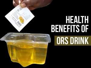 Ors Drink Health Benefits And Recipe