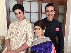 Twinkle Khanna On Sharing Household Responsibilities