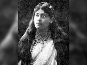 Facts About Sarala Devi Chaudhurani