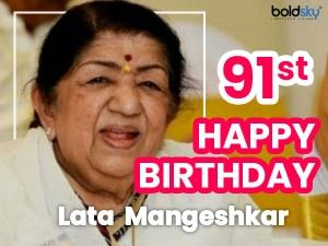 Happy Birthday Lata Mangeshkar Interesting Facts About Singer