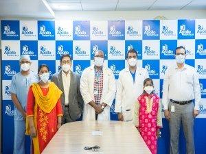 Apollo Hospitals Performs Liver Transplants On Children With Rare Disorder Biliary Atresia