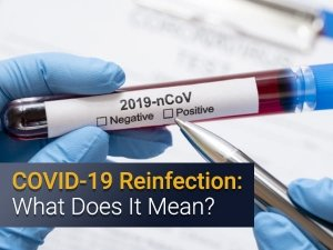 Covid 19 Reinfection Reported In India