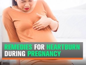 Home Remedies For Heartburn During Pregnancy
