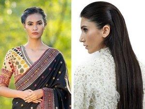 Trendy Haistyles For Navratri 2020