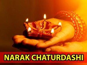 Narak Chaturdashi 2020 Know Its Date Muhurat And Significance