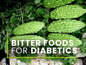 Healthy Bitter Foods That May Help Lower Blood Glucose In Diabetics