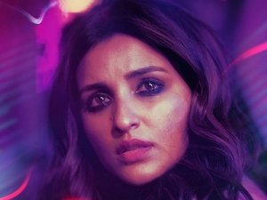 Parineeti Chopra S Blue Smudged Eyes In The Latest Picture From The Girl On The Train