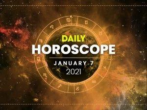 Daily Horoscope For 07 January 2021
