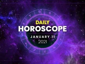 Daily Horoscope For 11 January 2021