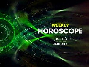 Weekly Horoscope 10 January 16 January