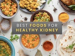 Best Foods For Kidney Health
