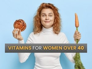 Vitamins For Women Over 40 And Its Food Sources